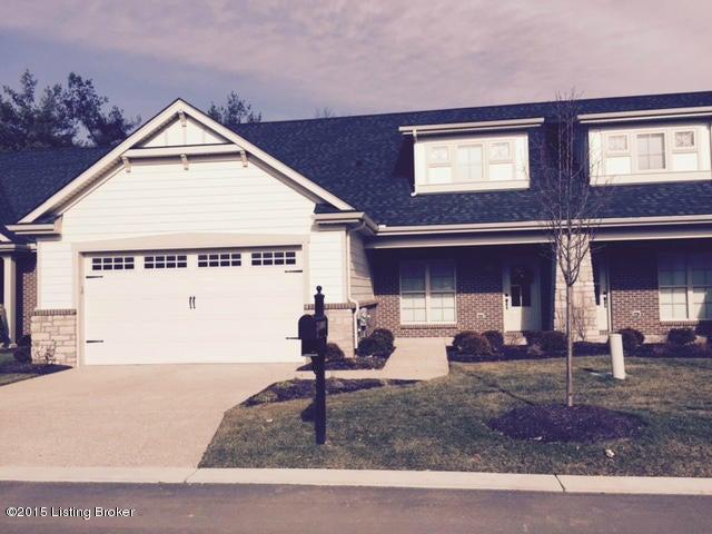 Condominium for Sale at 14004 Thomas Ridge Drive Louisville, Kentucky 40245 United States