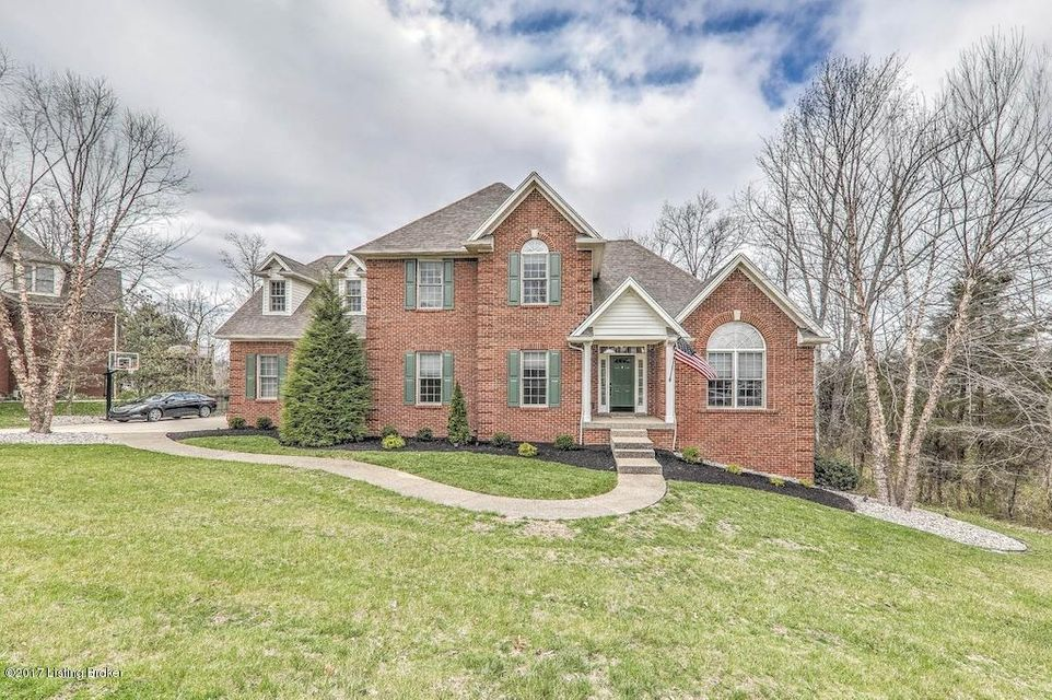 Single Family Home for Sale at 6118 Perrin Drive Crestwood, Kentucky 40014 United States