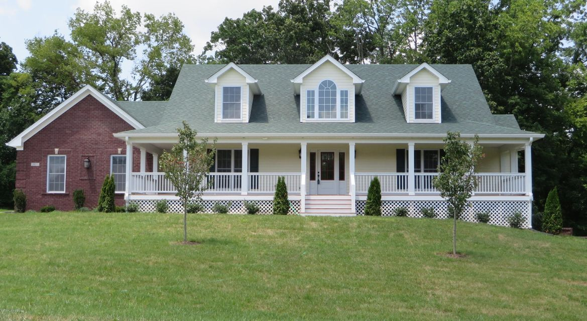 Single Family Home for Sale at 3911 Ballard Woods Drive Smithfield, Kentucky 40068 United States
