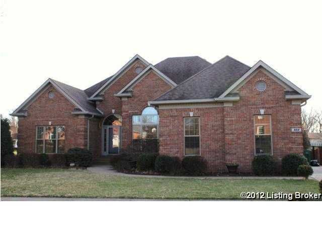 Single Family Home for Sale at 402 Willow Creek Drive Elizabethtown, Kentucky 42701 United States