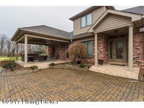 Single Family Home for Sale at 12209 Bridgeway Court Sellersburg, Indiana 47172 United States