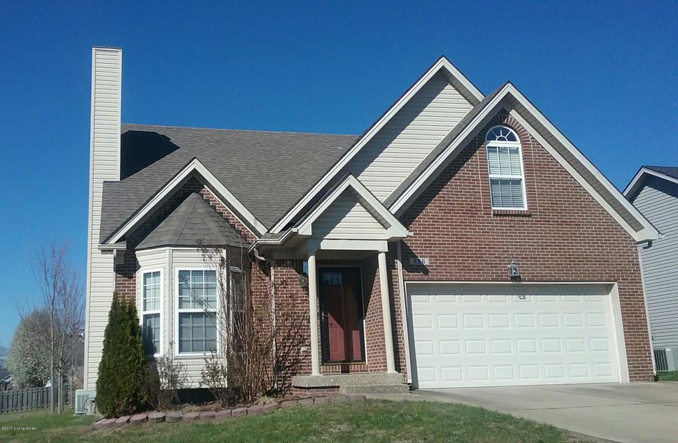Single Family Home for Sale at 286 Woodfield Circle Shelbyville, Kentucky 40065 United States