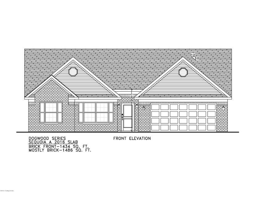 Single Family Home for Sale at Lot 96 Bald Eagles Circle Mount Washington, Kentucky 40047 United States