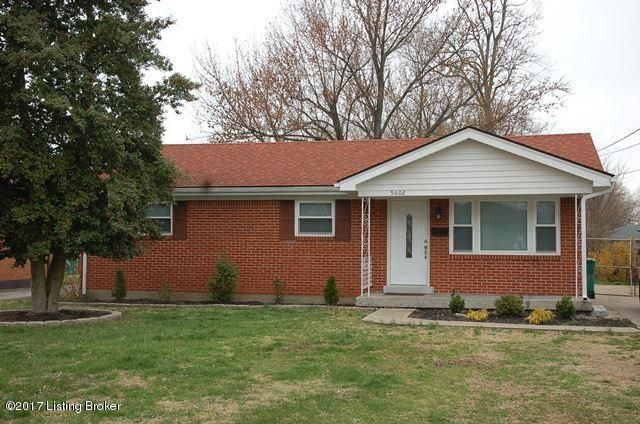Single Family Home for Sale at 9602 Thor Avenue Louisville, Kentucky 40229 United States