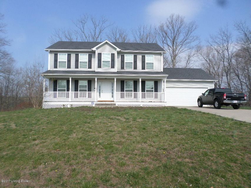 Single Family Home for Sale at 781 Trinity Drive Rineyville, Kentucky 40162 United States