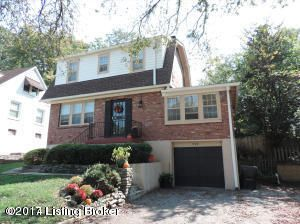 Single Family Home for Sale at 1920 Trevilian Way Louisville, Kentucky 40205 United States