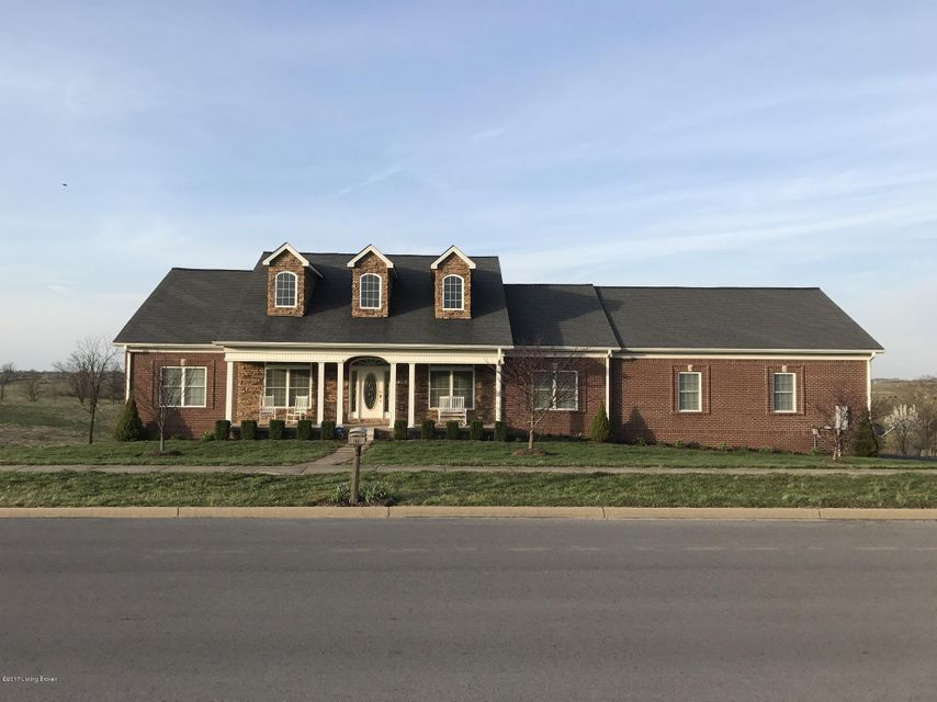 Single Family Home for Sale at 136 Ridge View Road Danville, Kentucky 40422 United States