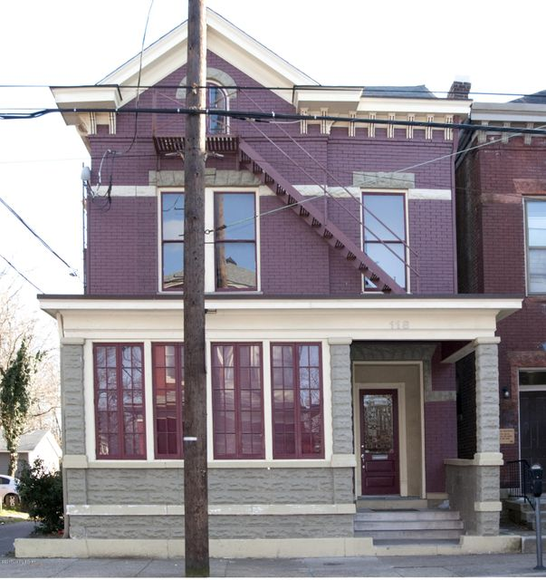 Single Family Home for Sale at 118 W Oak Street Louisville, Kentucky 40203 United States
