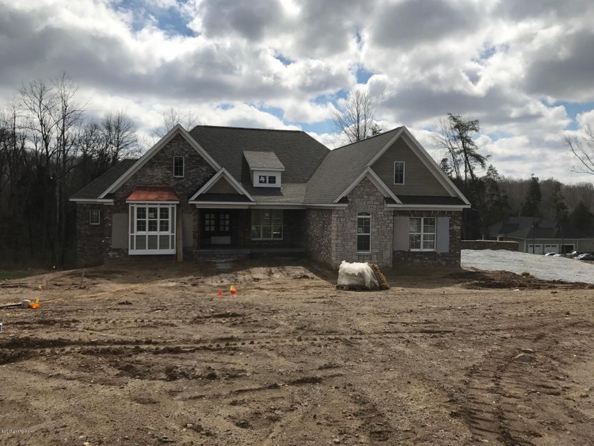 Single Family Home for Sale at 4018 Hidden Falls Drive Prospect, Kentucky 40059 United States