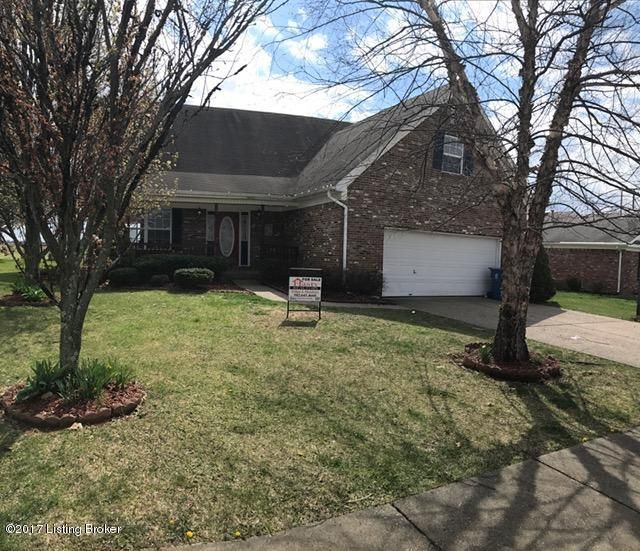 Single Family Home for Sale at 1109 Summit Drive Shelbyville, Kentucky 40065 United States