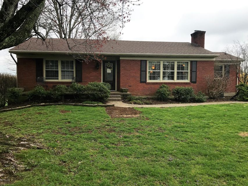 Single Family Home for Sale at 5483 Taylorsville Road Finchville, Kentucky 40022 United States