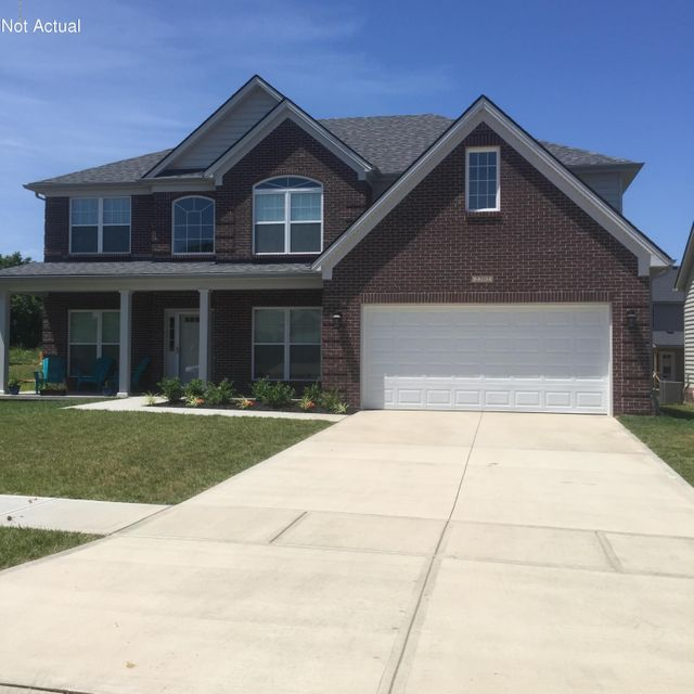 Single Family Home for Sale at 26 N Canterbury Glen Drive 26 N Canterbury Glen Drive Mount Washington, Kentucky 40047 United States