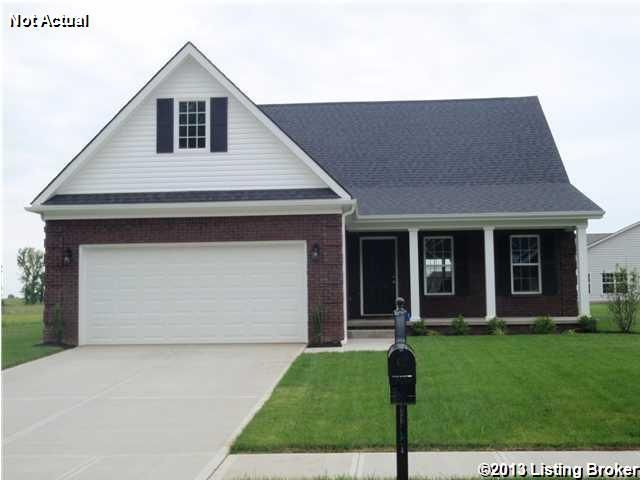 Single Family Home for Sale at 1882 Carabiner Way Louisville, Kentucky 40245 United States