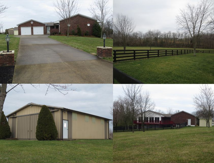 Single Family Home for Sale at 409 Spring Meadows Drive Taylorsville, Kentucky 40071 United States