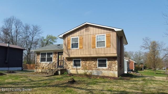 Single Family Home for Sale at 3804 Breckenridge Lane Louisville, Kentucky 40218 United States