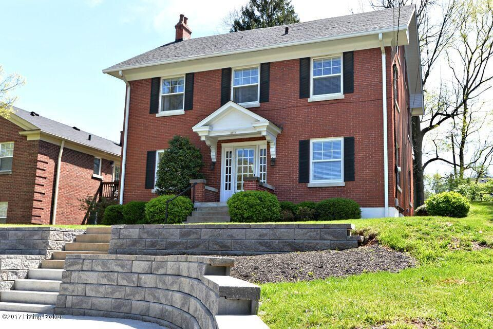 Single Family Home for Sale at 2028 Village Drive Louisville, Kentucky 40205 United States