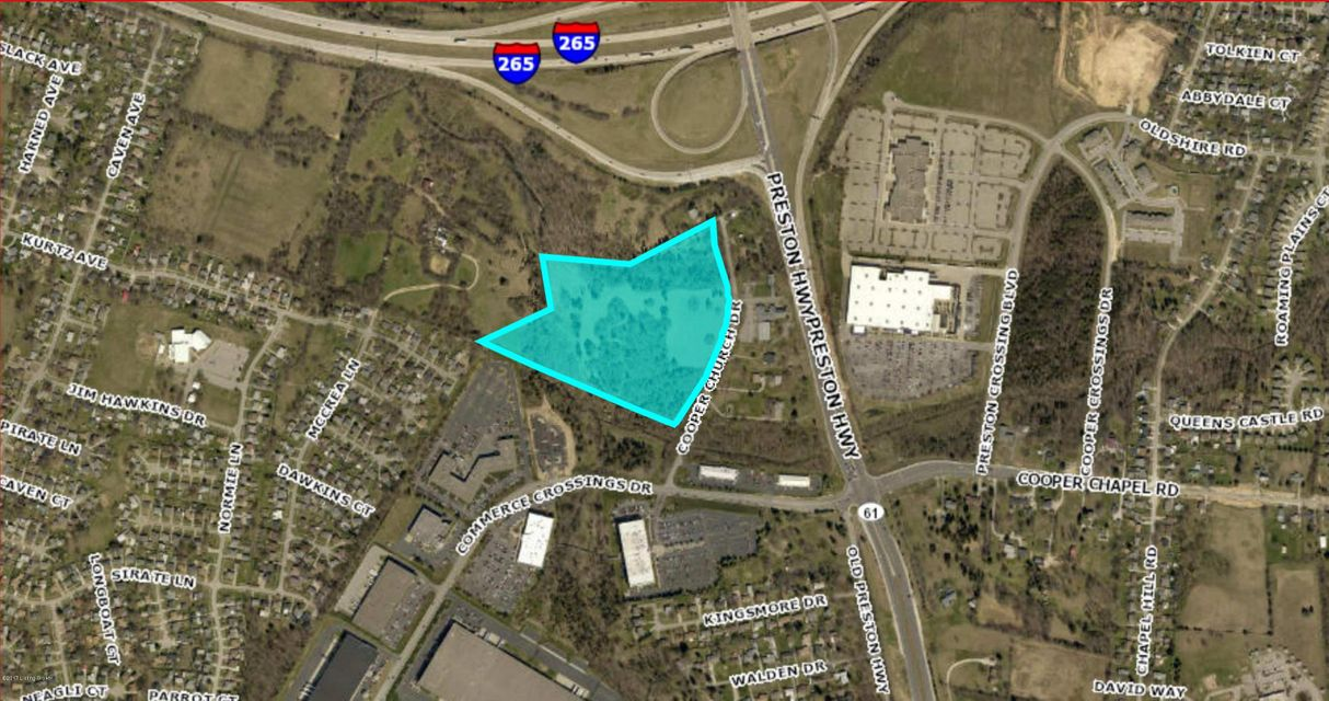 Land for Sale at Address Not Available Louisville, Kentucky 40299 United States