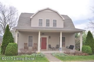 Single Family Home for Sale at 213 Maple Street Irvington, Kentucky 40146 United States