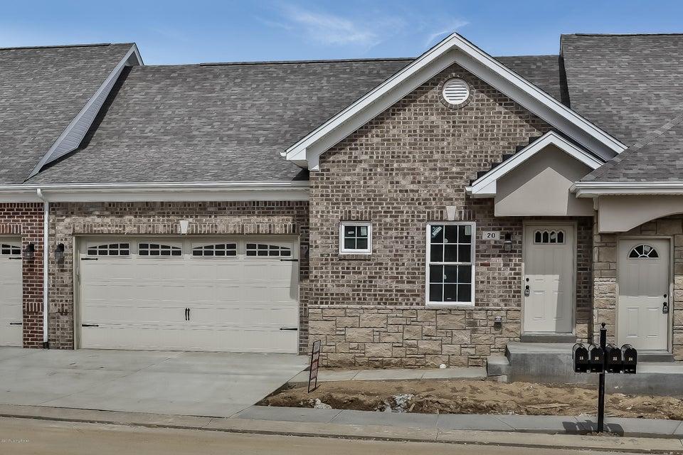 Condominium for Sale at 20 Pheasant Glen Court Shelbyville, Kentucky 40065 United States