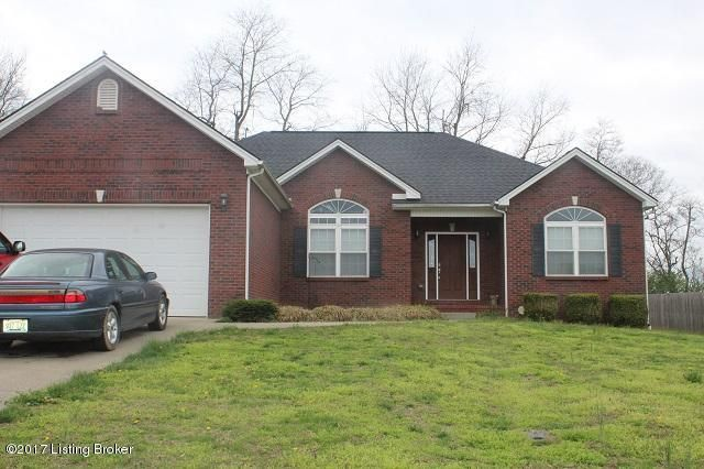 Single Family Home for Sale at 1636 Tedrow Trail Lawrenceburg, Kentucky 40342 United States