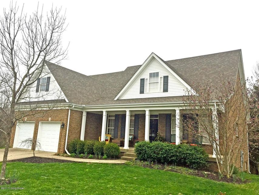 Single Family Home for Sale at 17506 Polo Run Lane Louisville, Kentucky 40245 United States