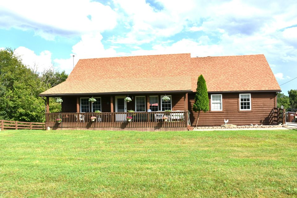 Single Family Home for Sale at 121 Old Possum Ridge Road Mount Eden, Kentucky 40046 United States
