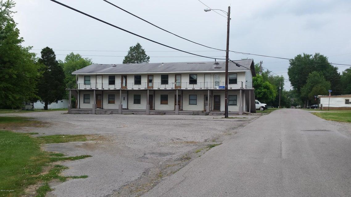 106 E GARNETTSVILLE, Muldraugh, KY 40155