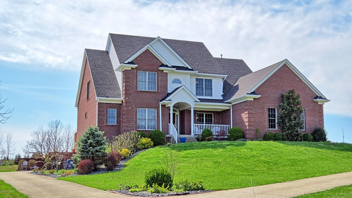 Single Family Home for Sale at 5312 High Crest Drive Crestwood, Kentucky 40014 United States