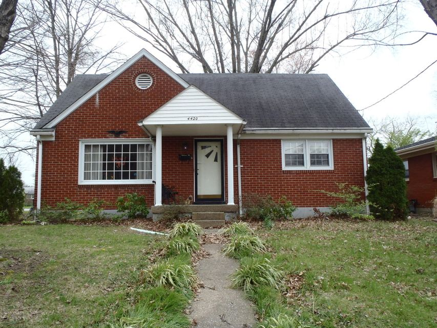 Single Family Home for Sale at 4420 Estate Drive Louisville, Kentucky 40216 United States