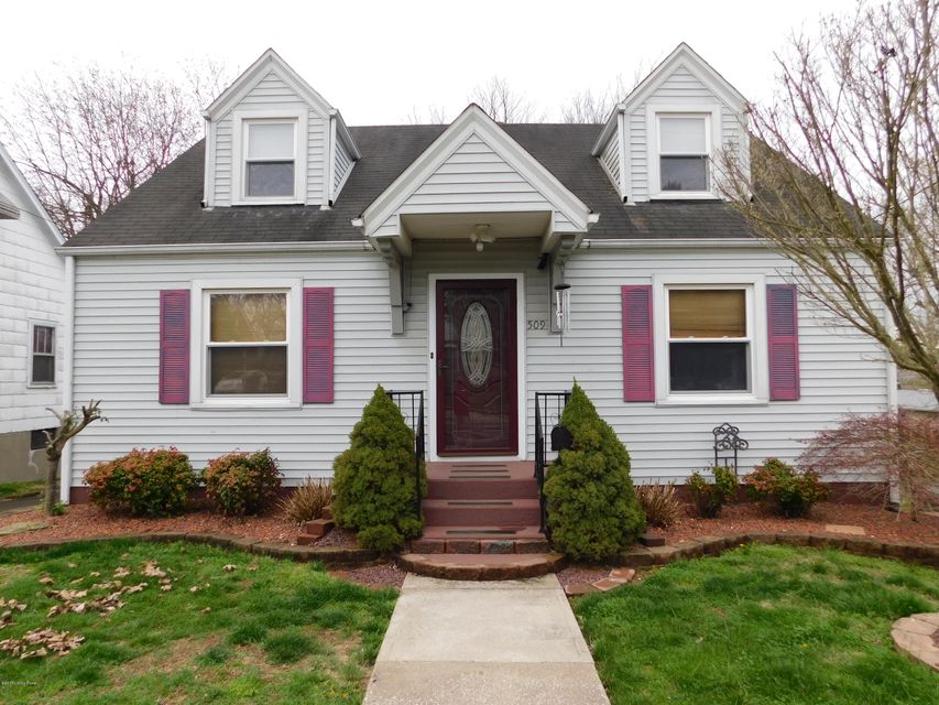 Single Family Home for Sale at 509 Churchill Court Elizabethtown, Kentucky 42701 United States