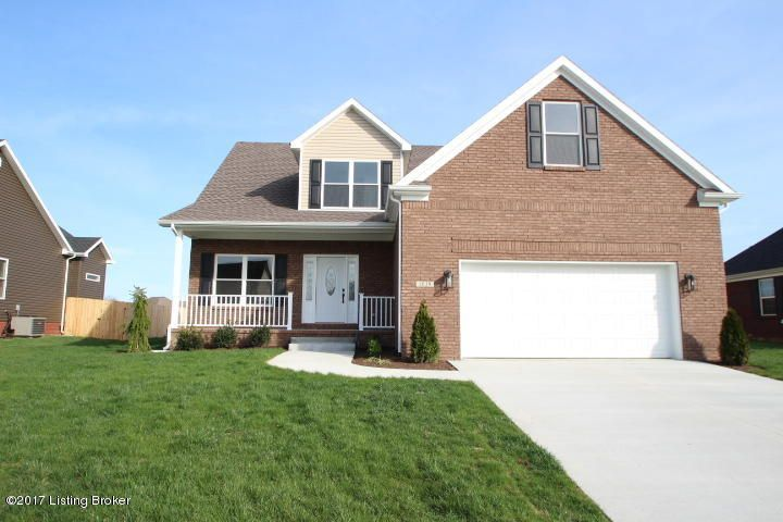Single Family Home for Sale at 1039 Harbour Lane Lawrenceburg, Kentucky 40342 United States