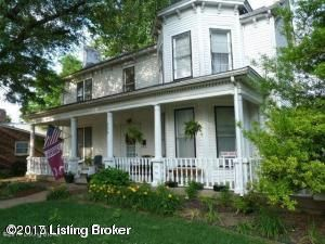 Single Family Home for Sale at 509 N North 3rd Street Bardstown, Kentucky 40004 United States