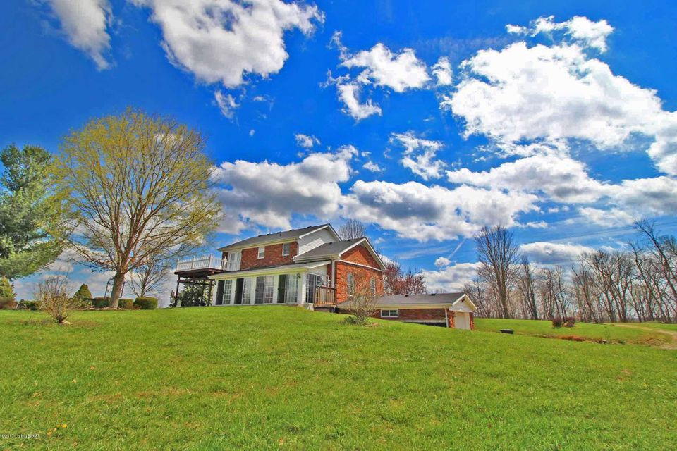 Single Family Home for Sale at 3970 Little Mount Church Road Taylorsville, Kentucky 40071 United States