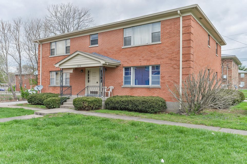 Multi-Family Home for Sale at 3210 Orchard Manor Louisville, Kentucky 40220 United States