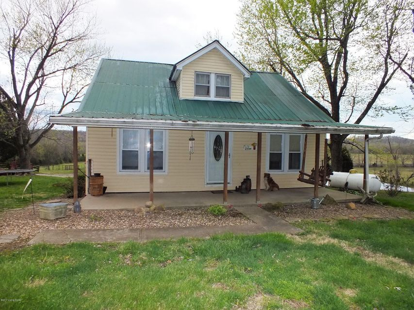 Single Family Home for Sale at 17919 Beaver Dam Road Caneyville, Kentucky 42721 United States