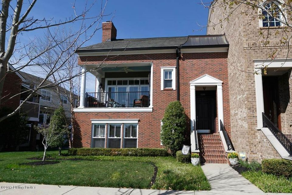 Condominium for Sale at 1110 Rose Hill Lane Louisville, Kentucky 40299 United States