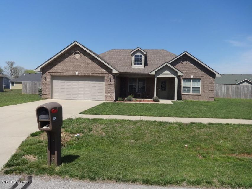 Single Family Home for Sale at 204 Kathie Court Vine Grove, Kentucky 40175 United States