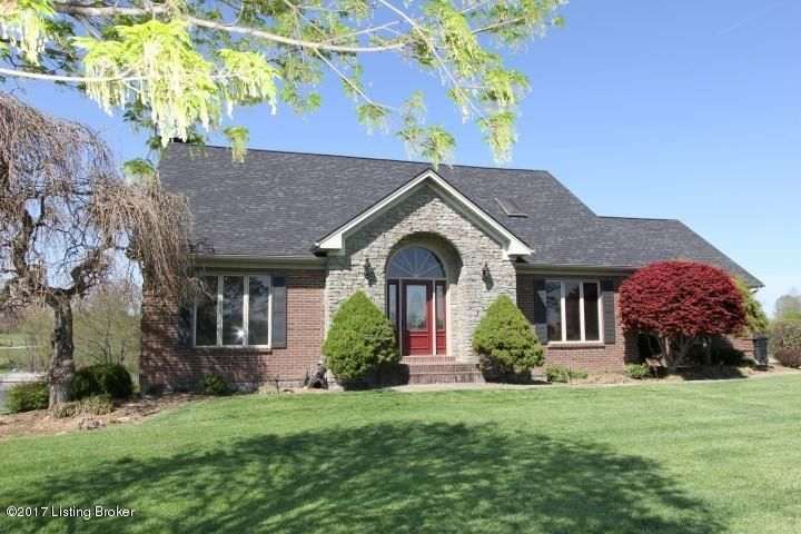 Single Family Home for Sale at 1004 Putter Point Pt Lawrenceburg, Kentucky 40342 United States