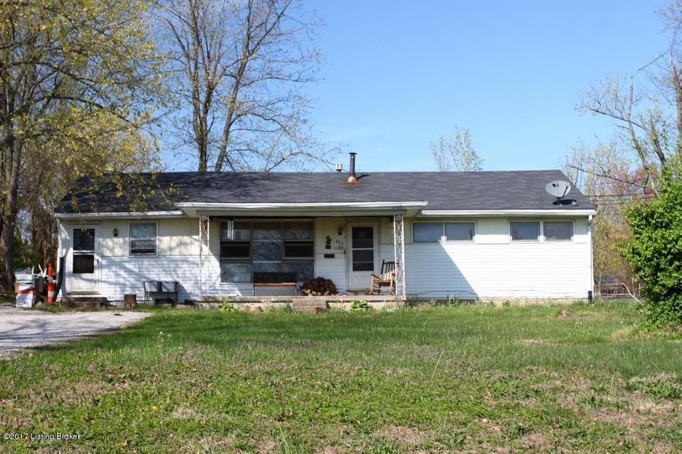 Single Family Home for Sale at 893 Flatlick Road Mount Washington, Kentucky 40047 United States