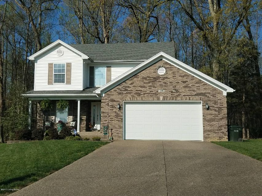 Single Family Home for Sale at 329 Jade Drive Shepherdsville, Kentucky 40165 United States