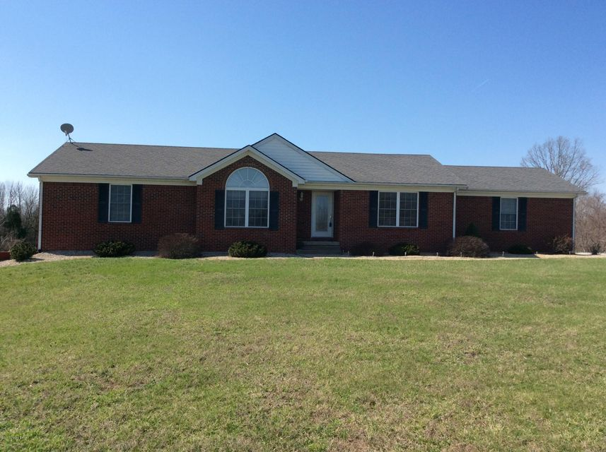 Single Family Home for Sale at 1540 Ashby Road Lawrenceburg, Kentucky 40342 United States