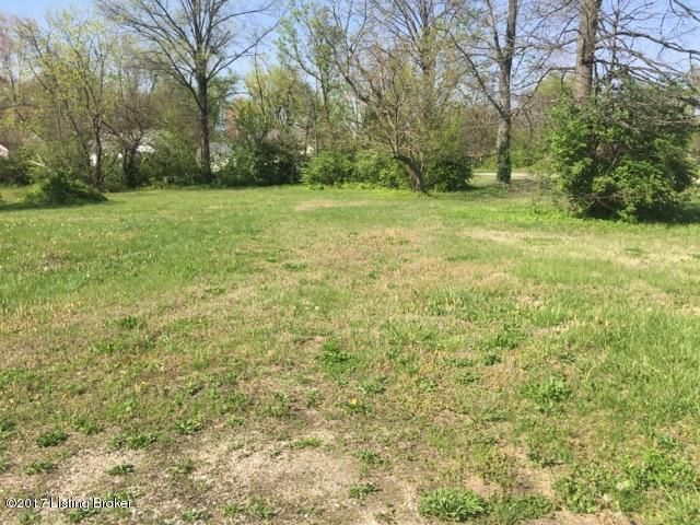 Land for Sale at 1035 Pitchford Louisville, Kentucky 40219 United States