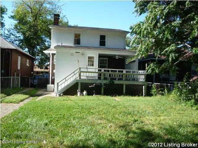 Additional photo for property listing at 551 Eastern Pkwy  Louisville, Kentucky 40217 United States