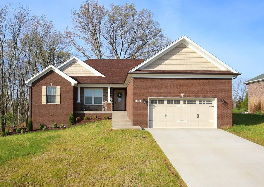 Single Family Home for Sale at 300 Wills Way Taylorsville, Kentucky 40071 United States