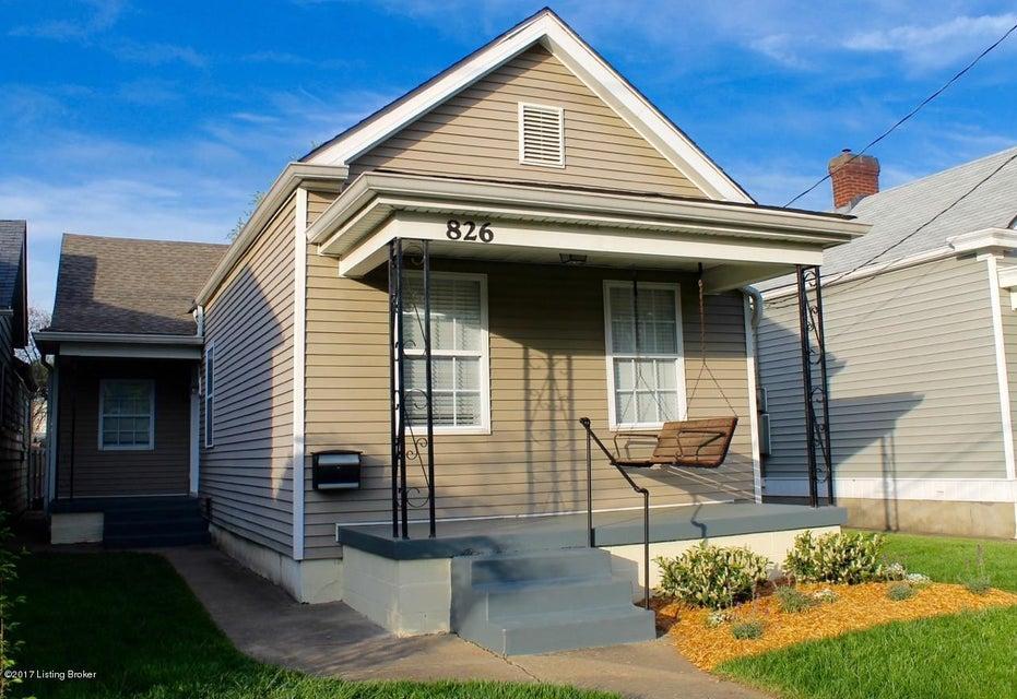 826 E Burnett Ave, Louisville, KY 40217