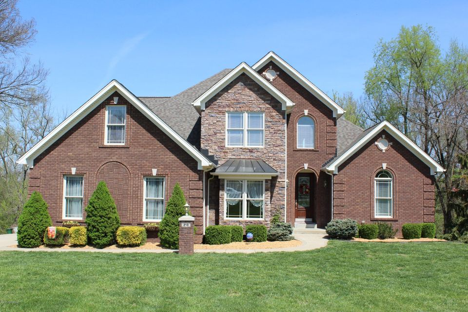 Single Family Home for Sale at 28 Plantation Court Taylorsville, Kentucky 40071 United States
