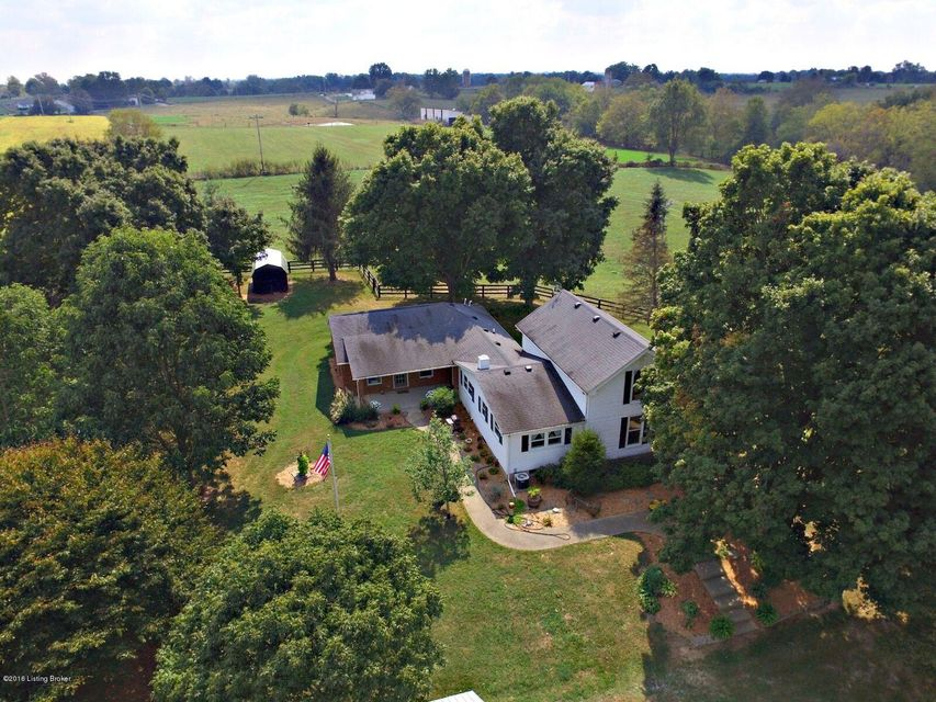 Single Family Home for Sale at 3381 Woodlawn Road Shelbyville, Kentucky 40065 United States