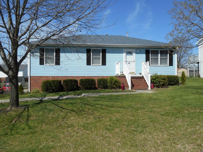 Single Family Home for Sale at 1641 Highview Circle Frankfort, Kentucky 40601 United States