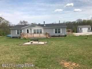 Single Family Home for Sale at 118 Gobblers Knob Road Guston, Kentucky 40142 United States