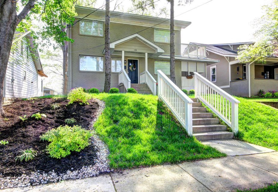Single Family Home for Sale at 125 Pennsylvania Avenue Louisville, Kentucky 40206 United States